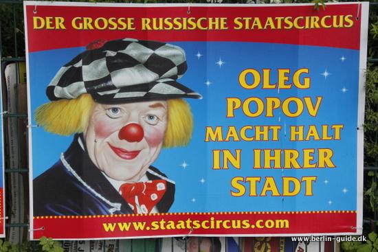 Cirkus i Berlin