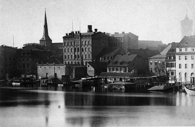 1878 Berlin set fra Nordisk Familjebok