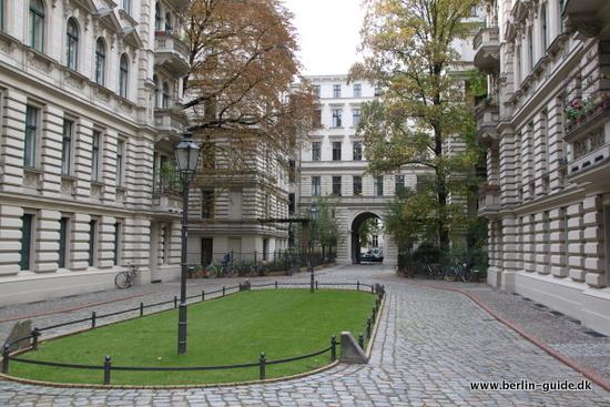 Riehmers Hofgarten - Luksusboliger til borgerskabet