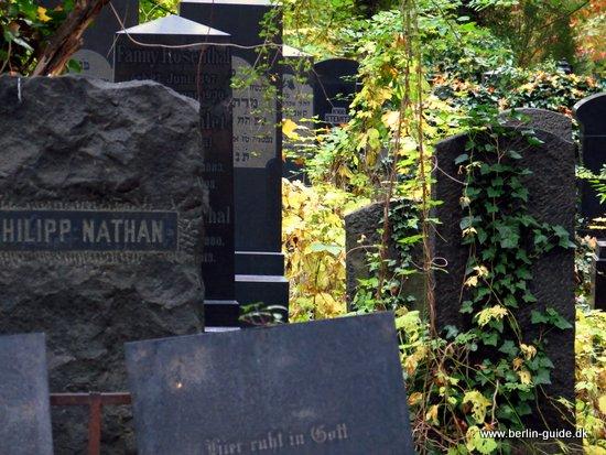 Kirkegårdsguide - besøg gravstederne i Berlin