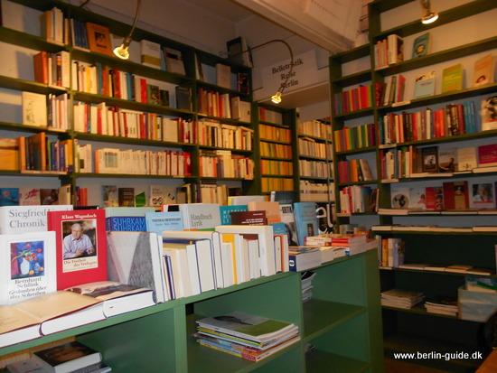 Bøger og antikvariater - for læseheste og bibliofile