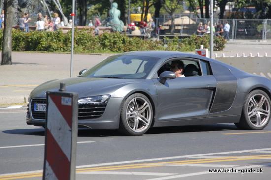Bilen med til Berlin - om tysk trafikkultur