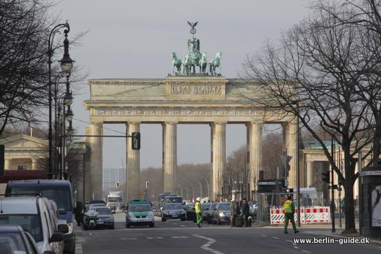 Brandenburger Tor - frihedens symbol