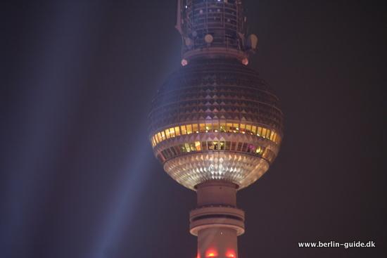 Fjernsynstårnet - Berlins markante vartegn