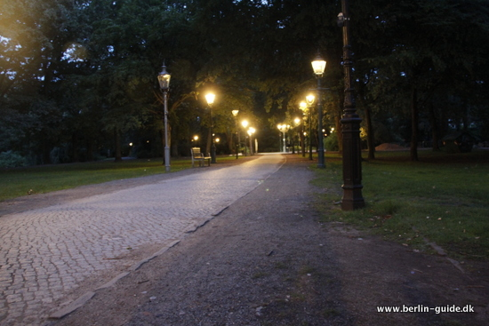 Gaslygte museum - lys fra gamle dage