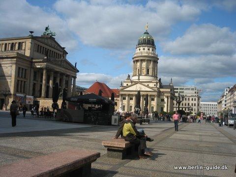 Dansk guide i Berlin