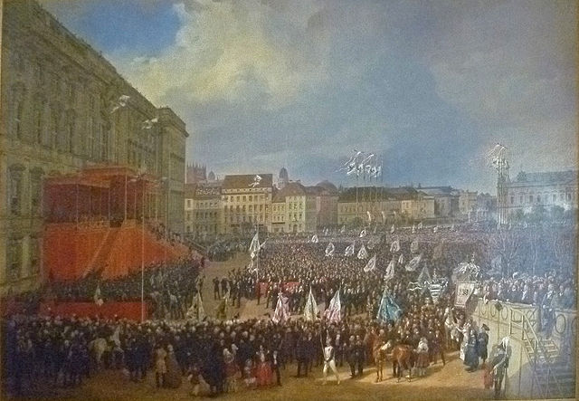 1840-1870 Fra konge til kejser i det tyske rige