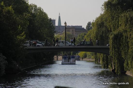1850 - Landwehrkanal - byens vandmotorvej