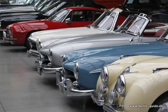 Meilenwerk - drømmebiler, motorer og luksus