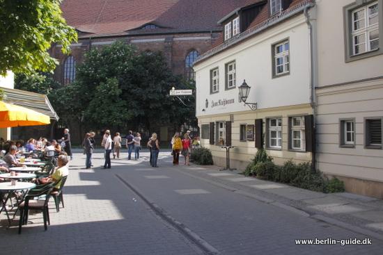 Rundt om Nikolaiviertel - det ældste Berlin
