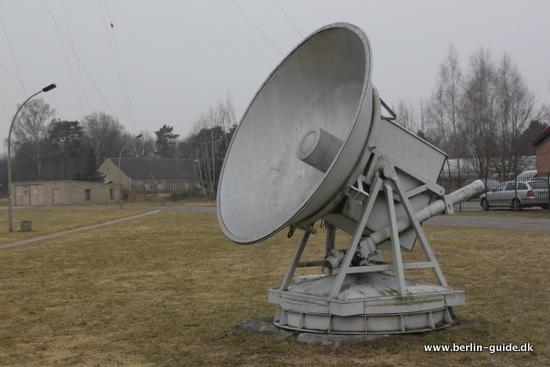 Sende og radioteknik museet i Königs Wusterhausen