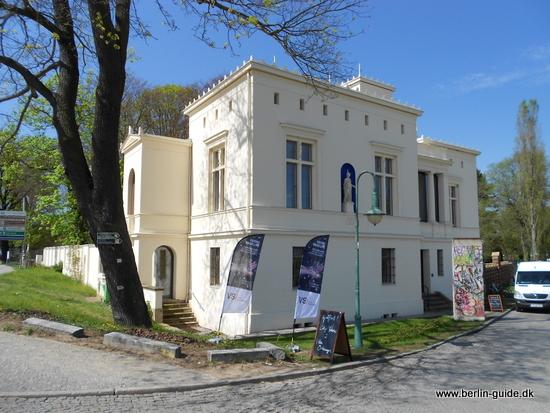 Villa Schöningen - spioner, kunst og børnehave